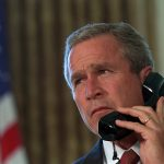 George W. Bush Calls Dem Congressman 'the Savior' for Role in Electing Biden