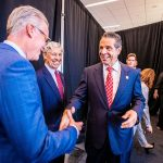 Andrew Cuomo Caught on Camera Telling Female Journalist to Engage in Potentially Obscene Act