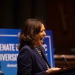 Kamala Harris Bursts Into Bizarre Laughter When Asked if She has a Socialist Perspective
