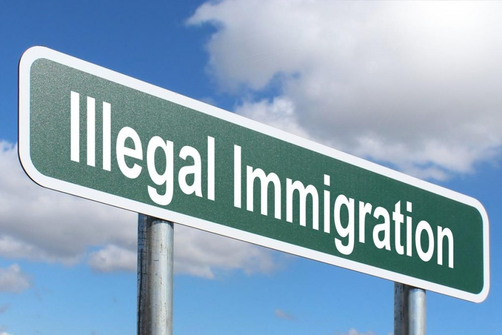 The Left Is Trying to Hide This - Illegal Immigration and COVID Mandates